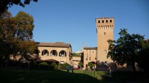 castello formigine di giorno